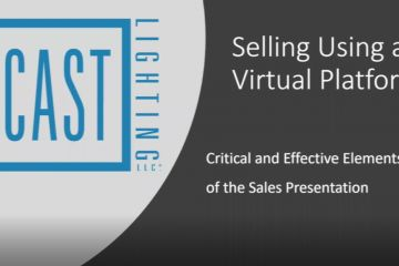 SESSION 2: Selling Using a Virtual Platform - Critical and Effective Elements of the Sales Presentation