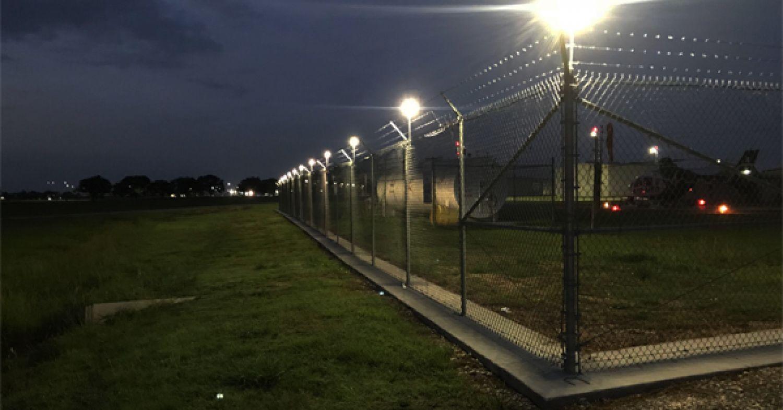 Perimeter Security Lighting Video Surveillance Challenges