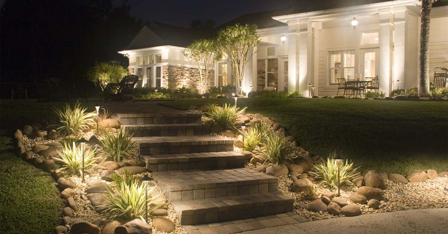 5 Great Ways To Light Your Outdoor Steps