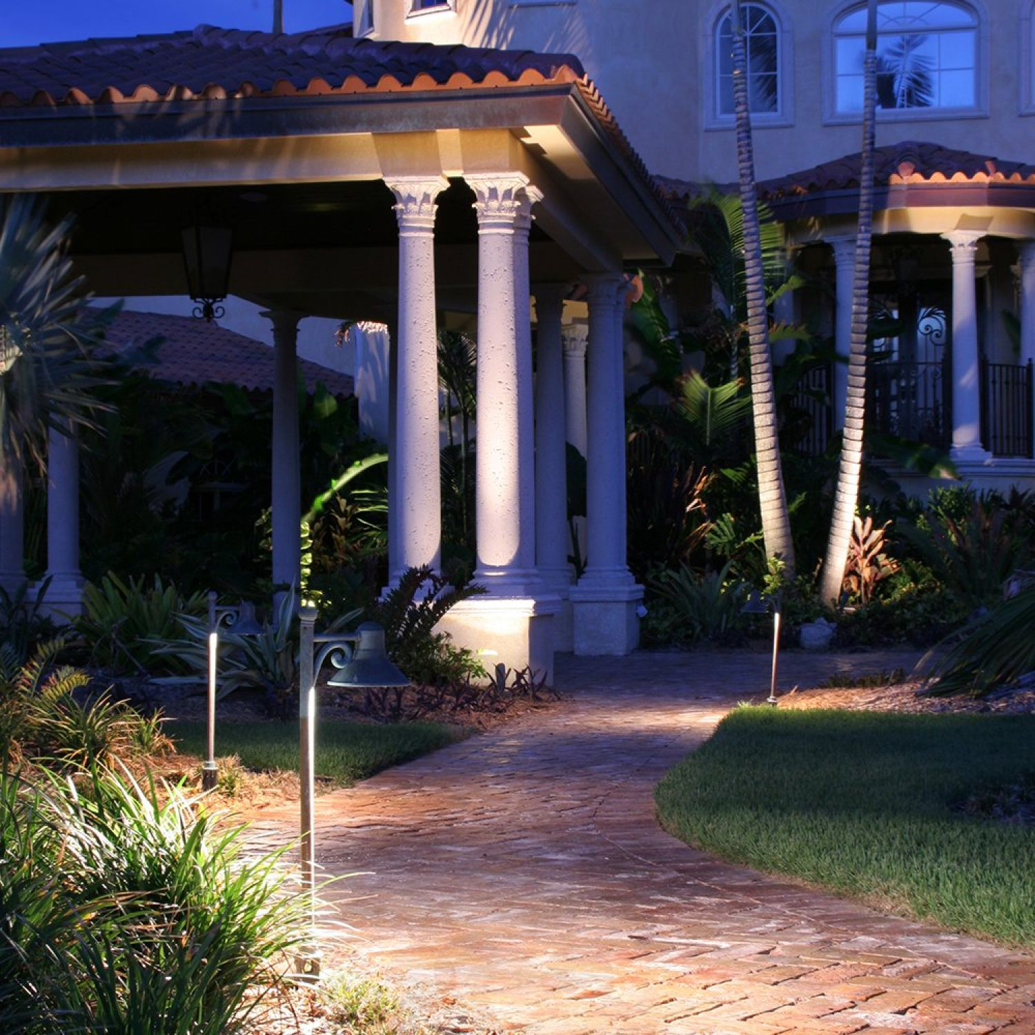 Lighting for Gazebos and Pergolas