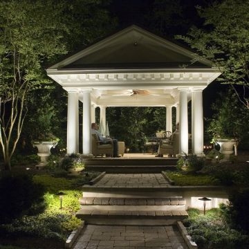 Lighting for Outdoor Living Spaces