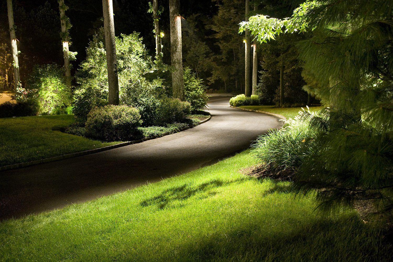 Landsape Moonlighting Gallery Outdoor Landscape