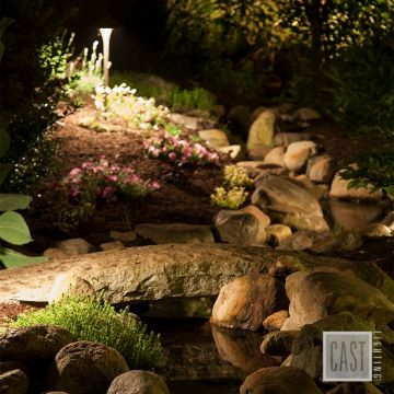 Path Lighting for Gardens