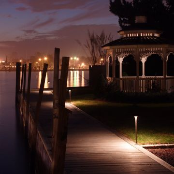 Path Lighting for Decks and Docks