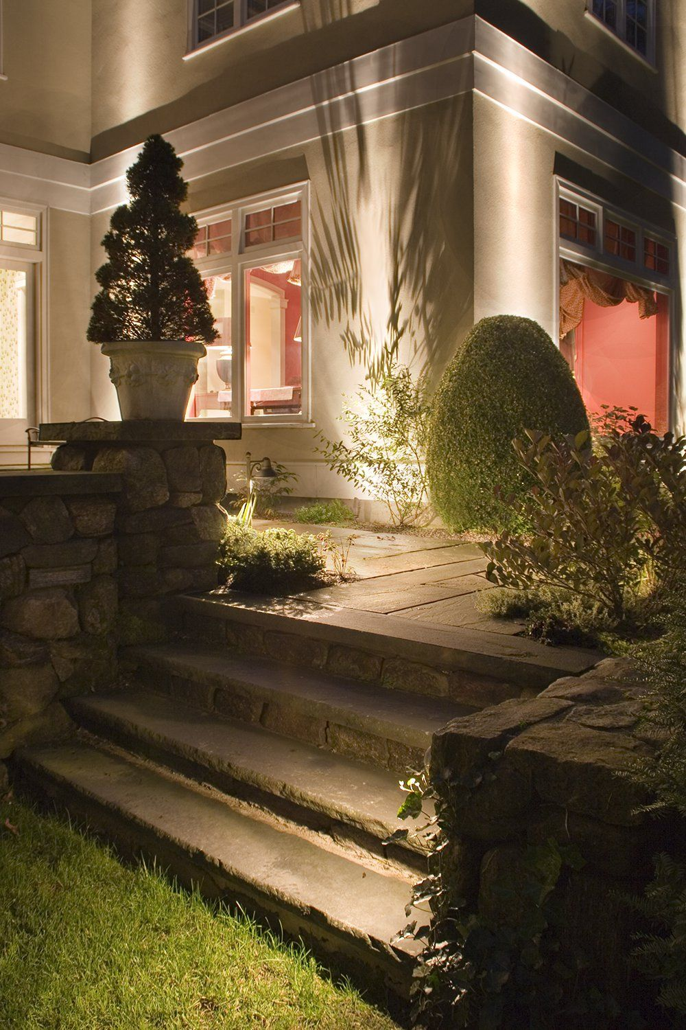 Outdoor Step Lighting for the Home