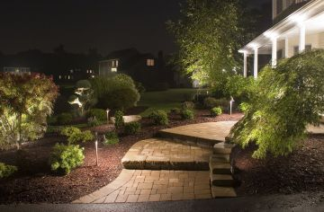 Residential Step Lighting to Brighten Your Home