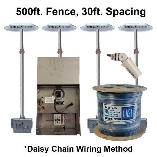 CPL3 Kit (500ft fence / 30 spacing / 120V)