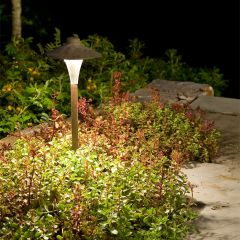 CAST Classic Small China Hat Area/Path Light