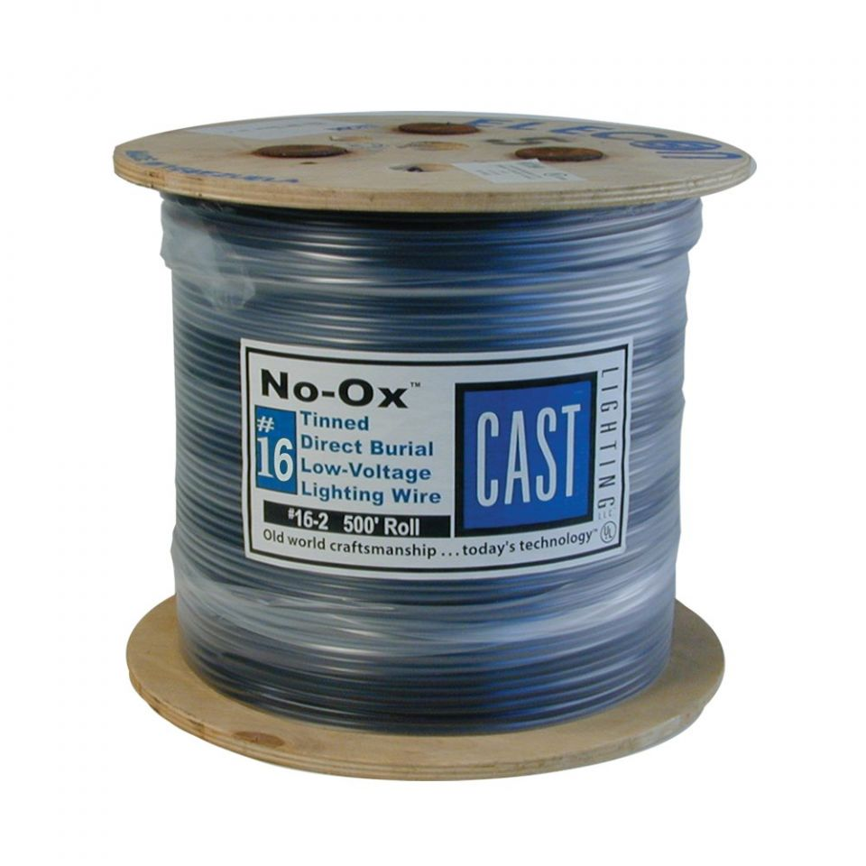Cast 16 2 No Ox Wire Outdoor Landscape Security