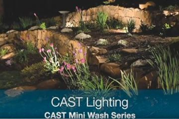 CAST LED Mini Wall Wash Light