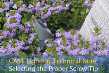 Technical Note: Selecting the Proper Screw Tip